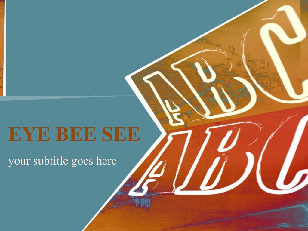 eye bee see