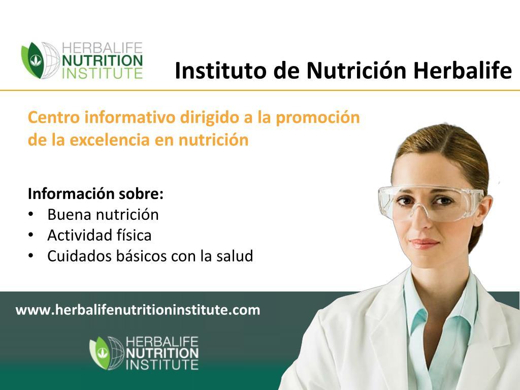 Instituto de Nutrición Herbalife