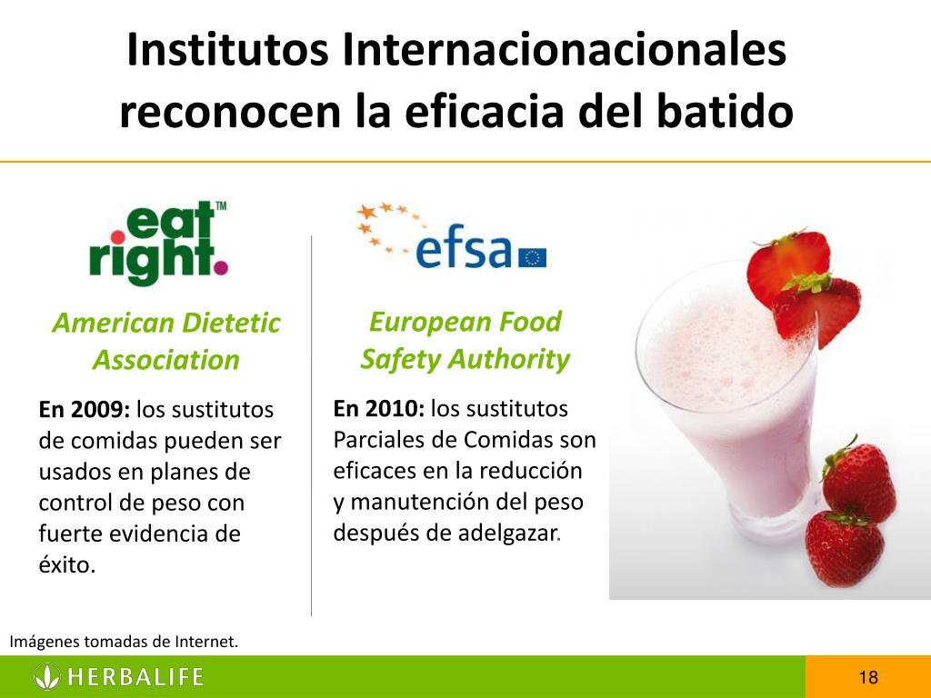 Institutos Internacionacionales reco