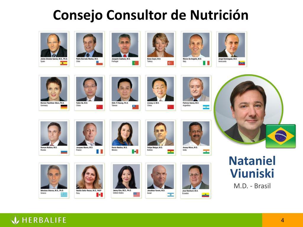 Consejo Consultor de Nutrición
