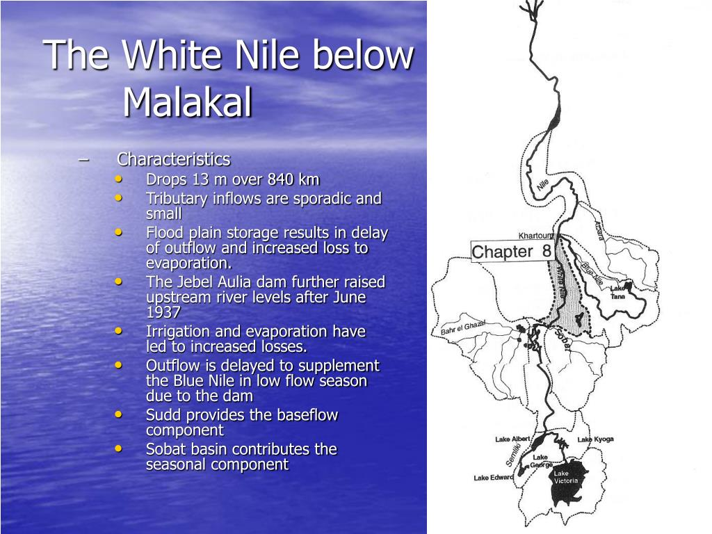 The White Nile below Malakal