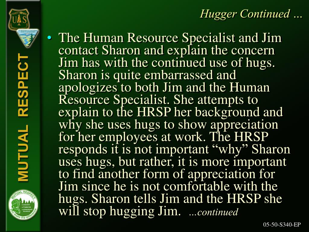 Hugger Continued …