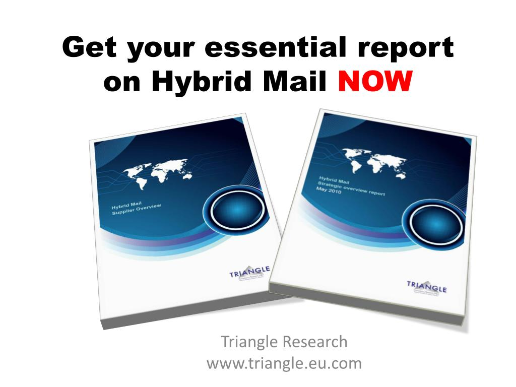 Get your essential report