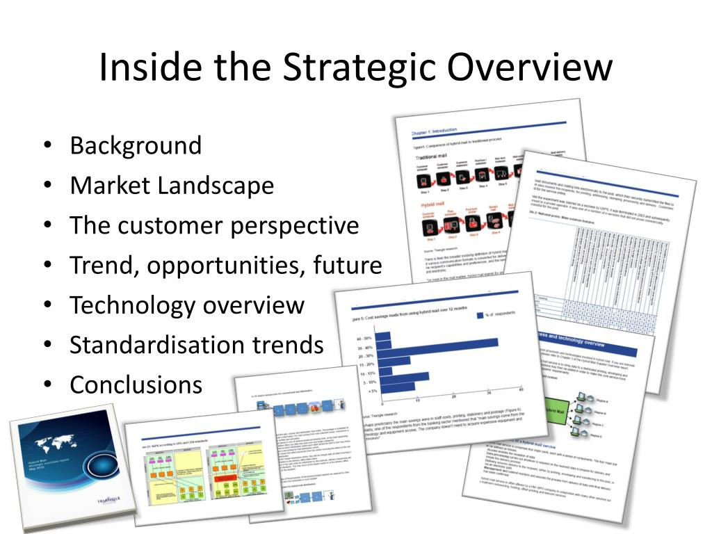 Inside the Strategic Overview