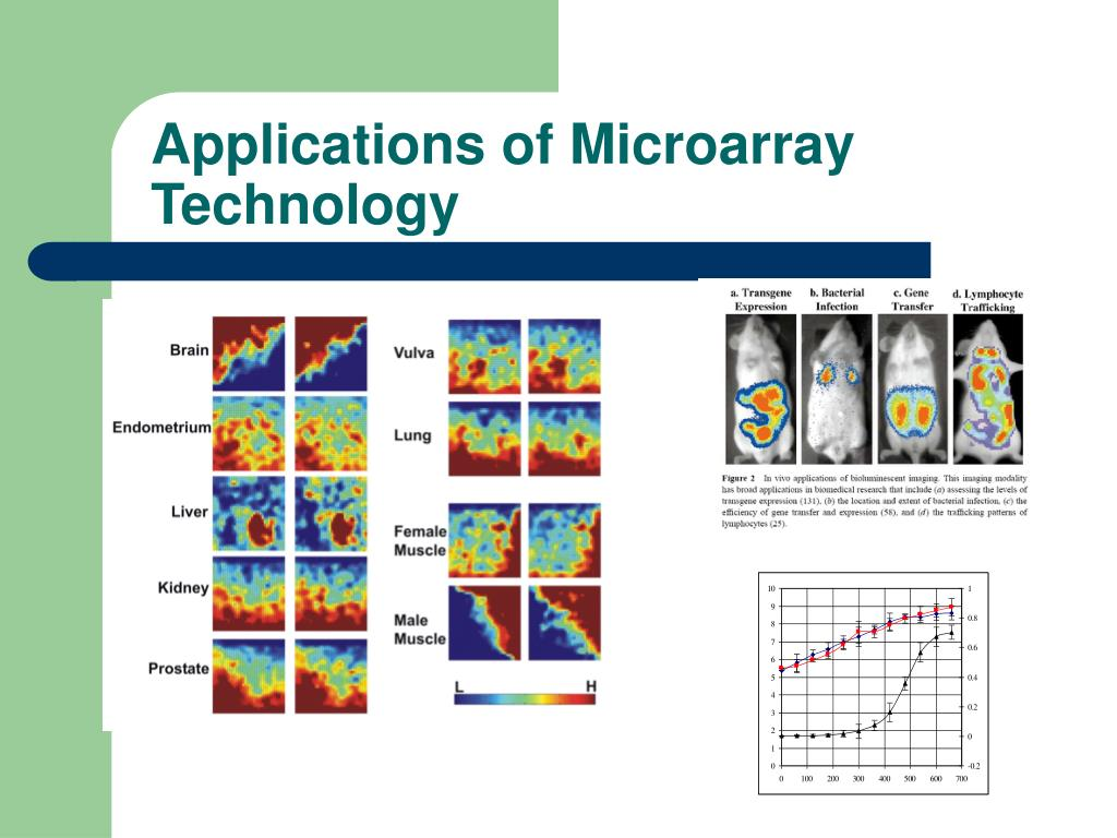 Applications of Microarray Technology