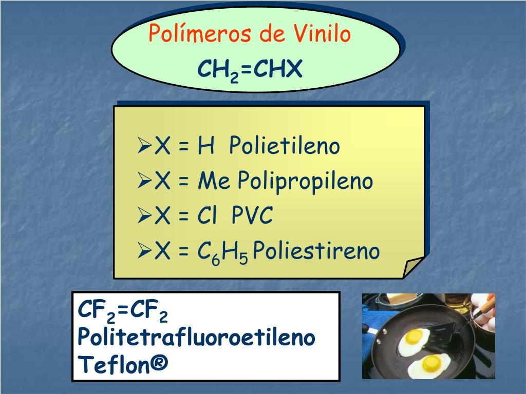 Polímeros de Vinilo