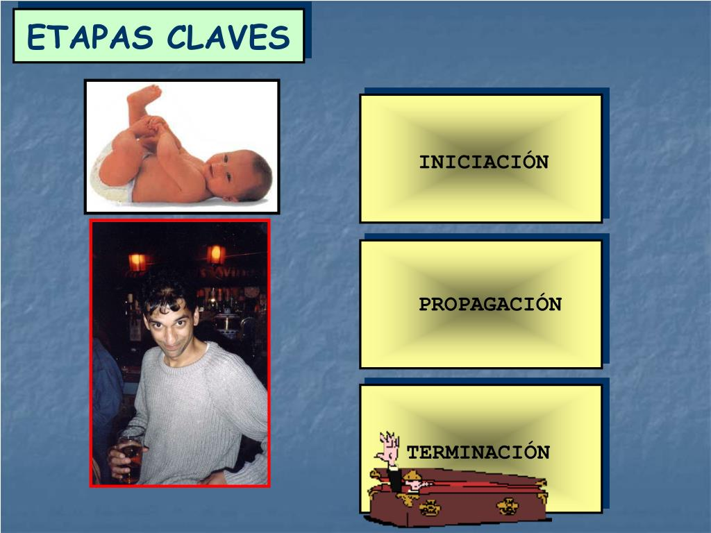 ETAPAS CLAVES