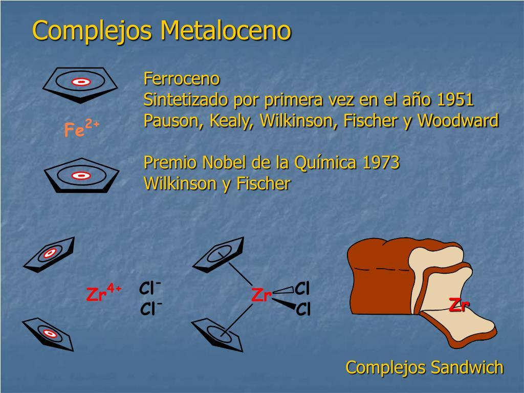 Complejos Metaloceno
