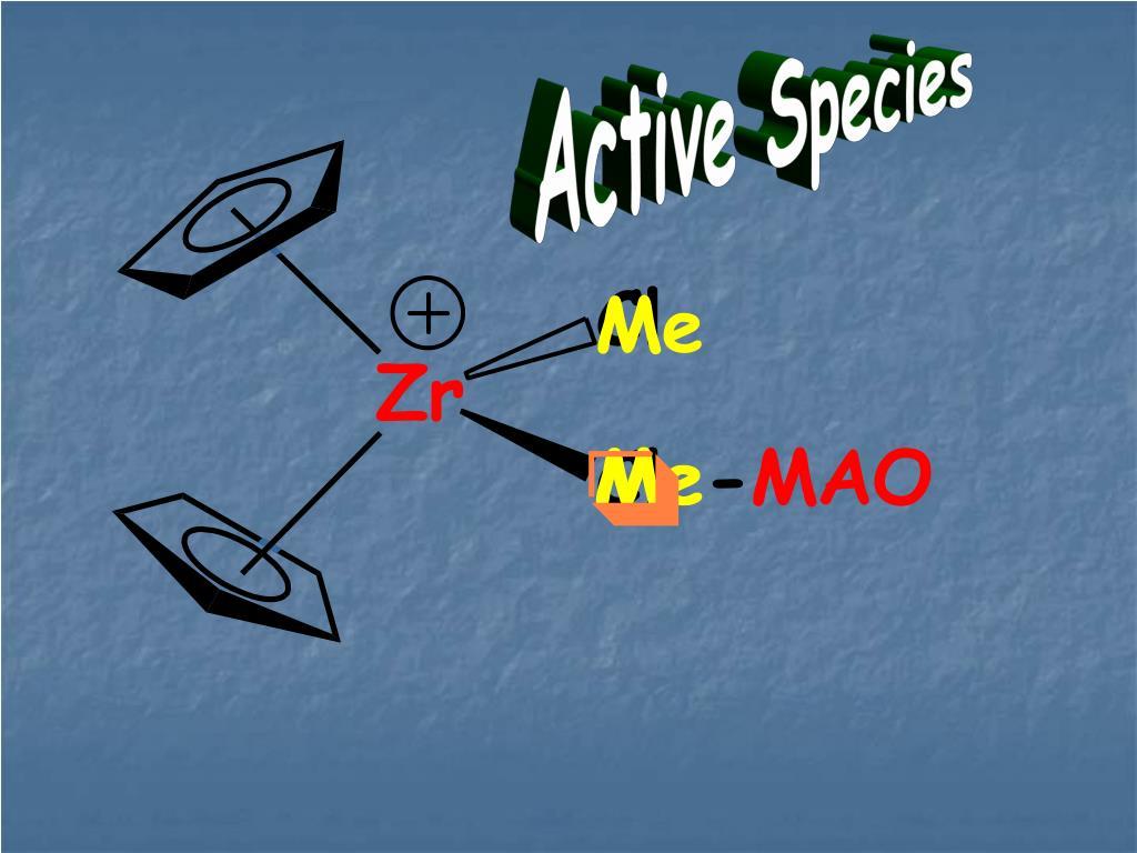 Active Species