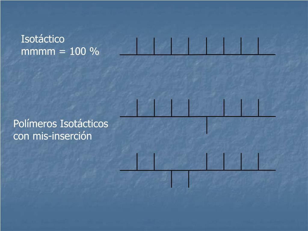 Isotáctico