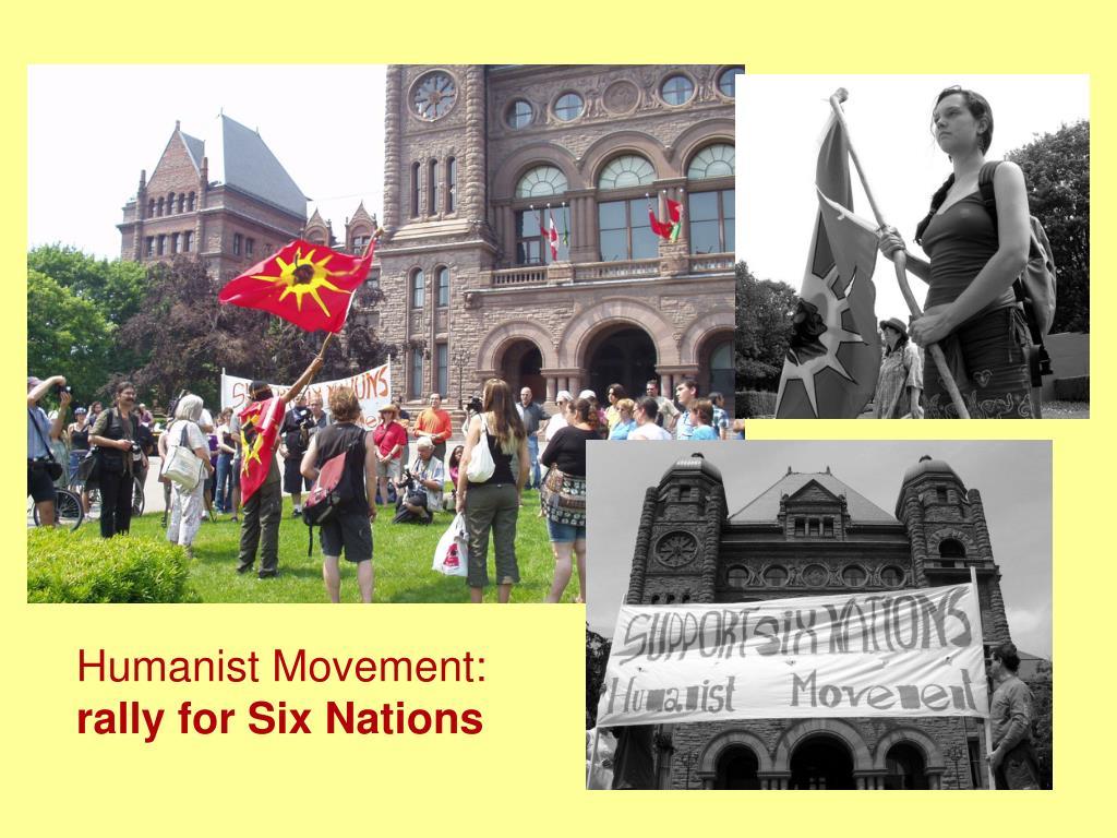 Humanist Movement:
