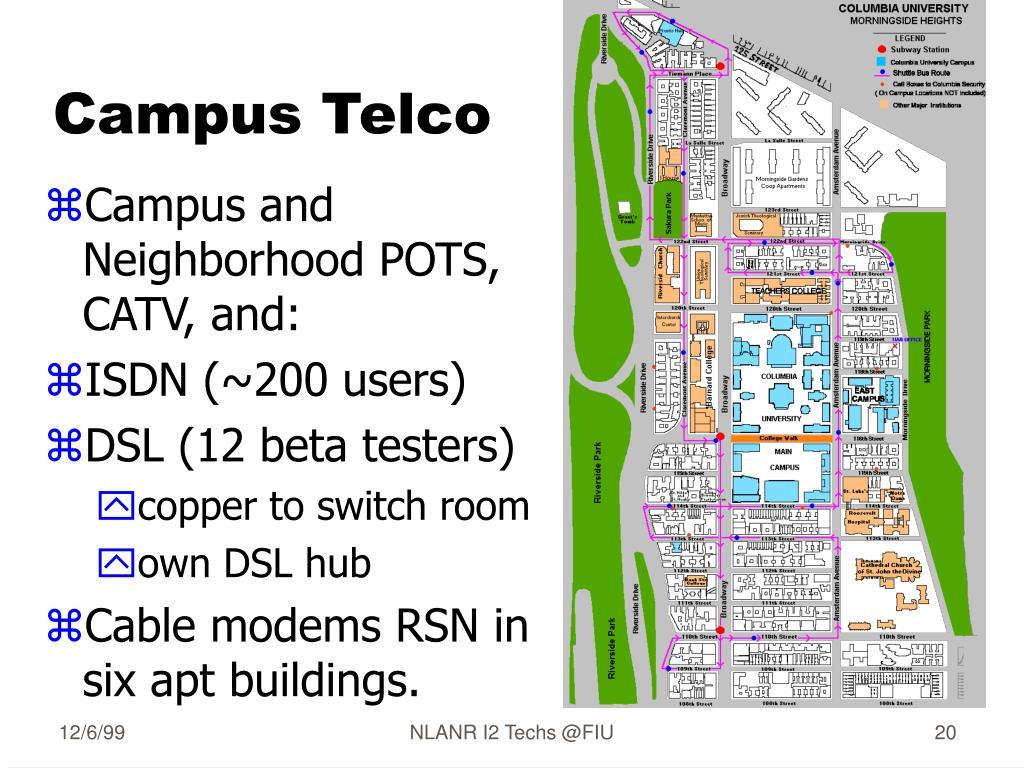 Campus Telco