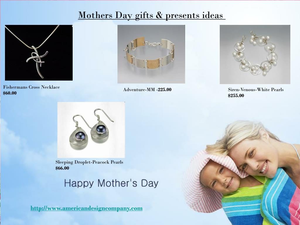 Mothers Day gifts & presents ideas