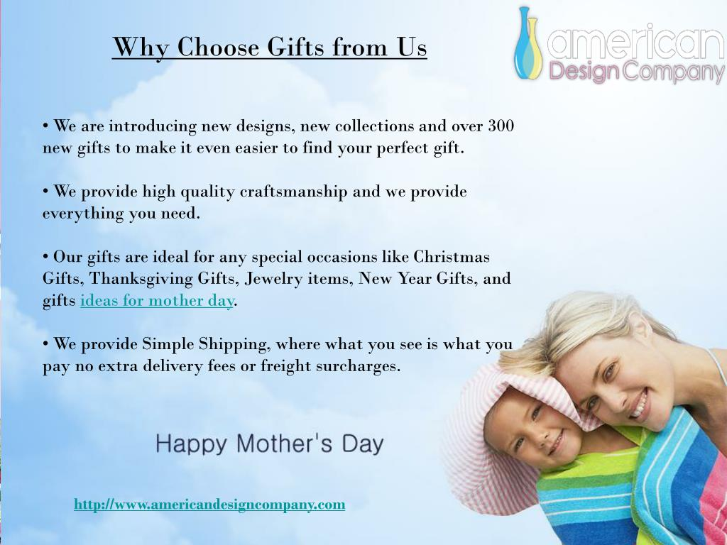 Why Choose Gifts from Us