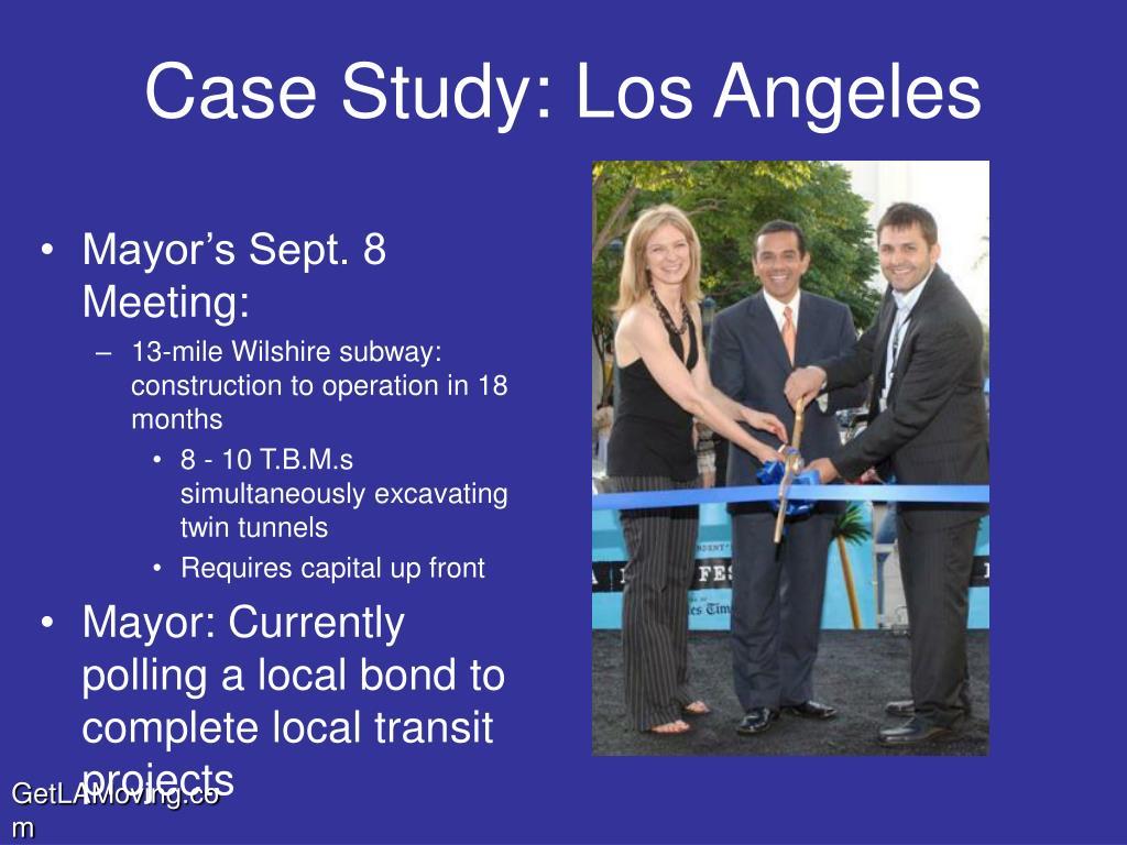 Case Study: Los Angeles