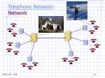telephone network network