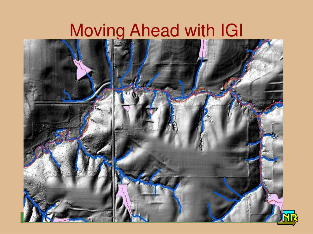Moving Ahead with IGI