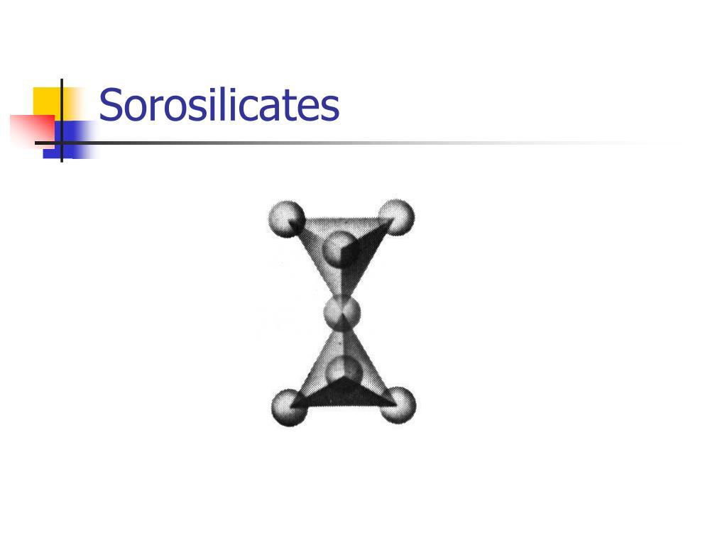 Sorosilicates