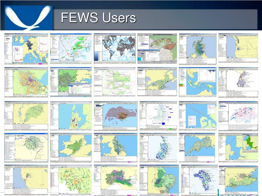 FEWS Users