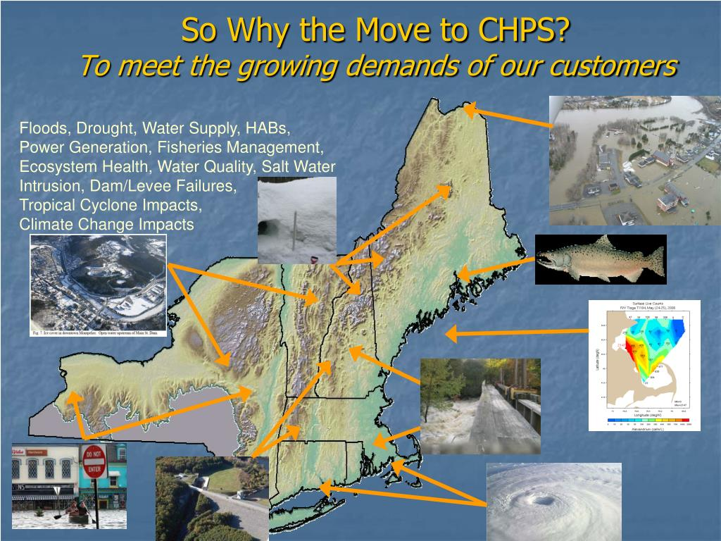 So Why the Move to CHPS?