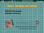 optics imaging and seeing26