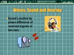 waves sound and hearing23