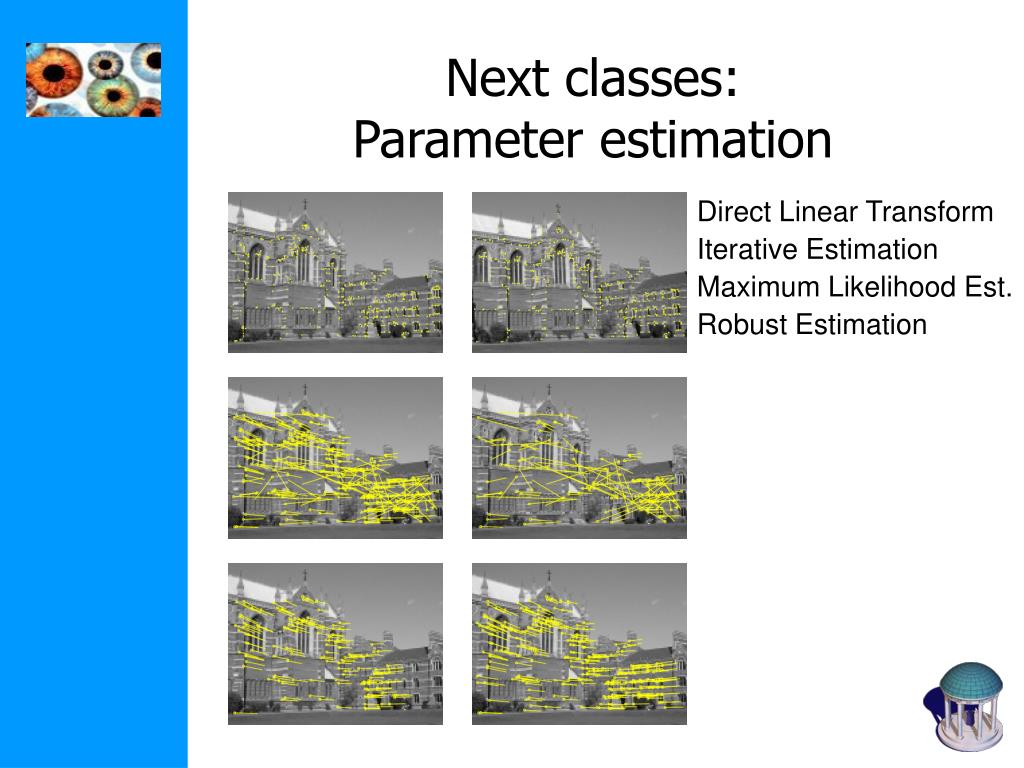 Next classes: