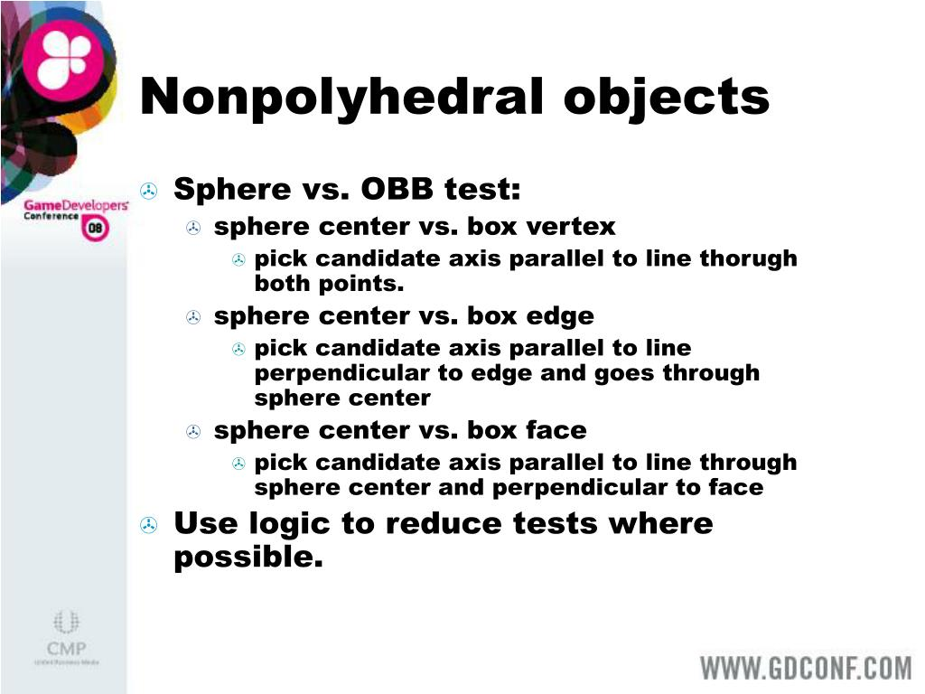 Nonpolyhedral objects