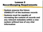 lesson 2 recordkeeping requirements10