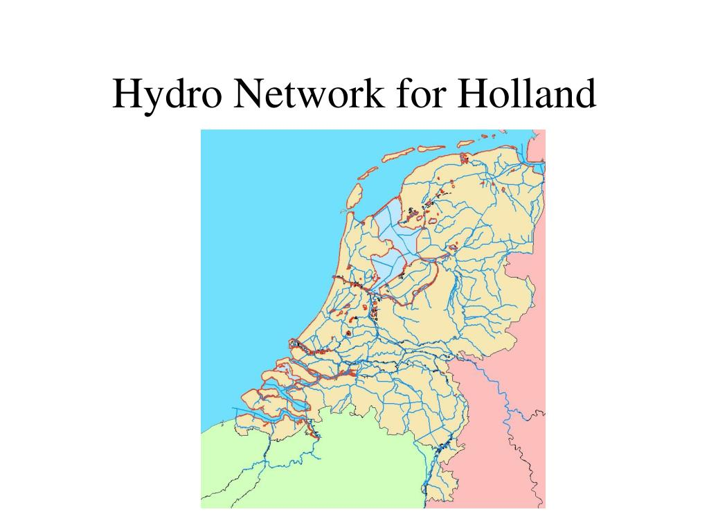 Hydro Network for Holland