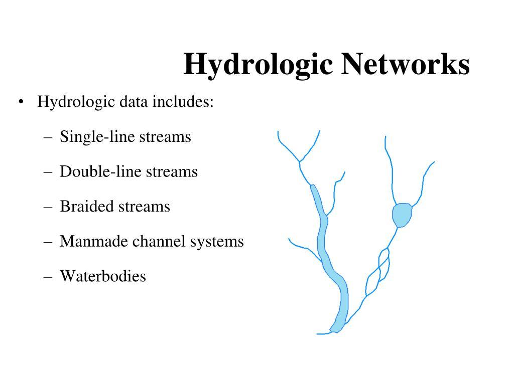 Hydrologic Networks