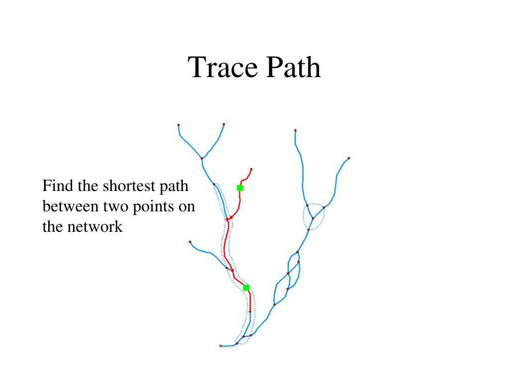 Trace Path