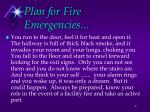 plan for fire emergencies6
