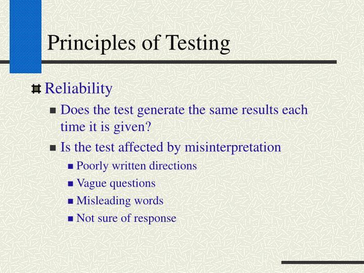 Principles of testing3