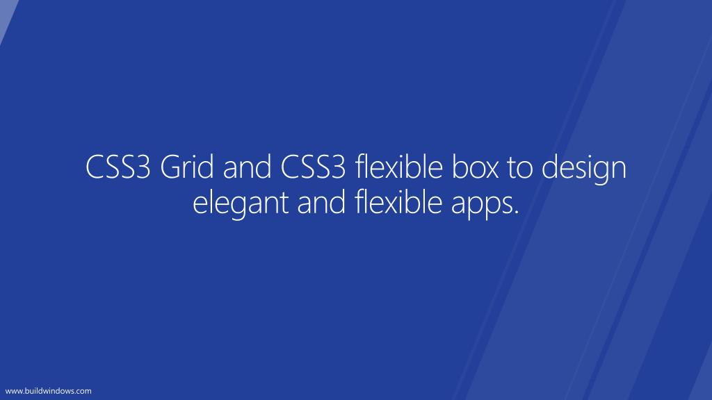 CSS3 Grid and CSS3