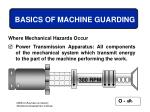 basics of machine guarding9