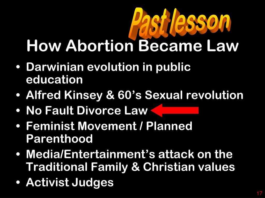 Past lesson