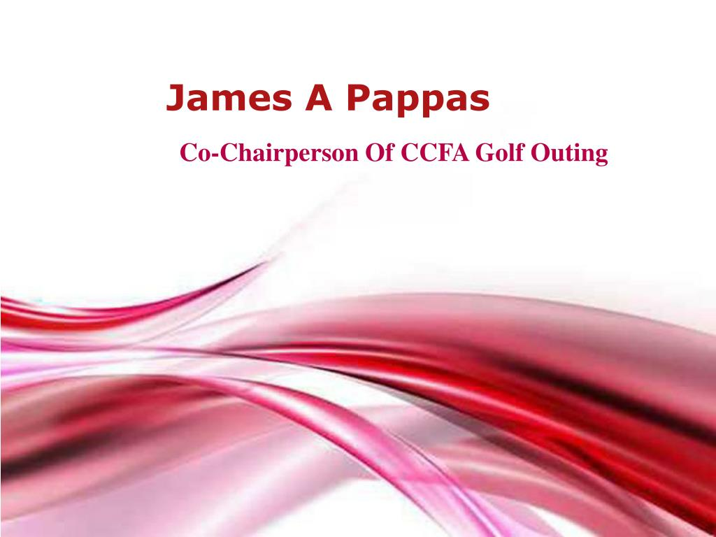 James A Pappas