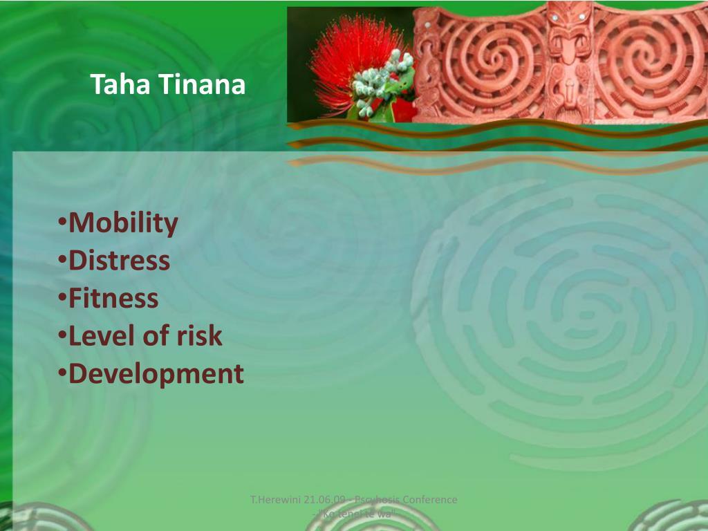 Taha Tinana