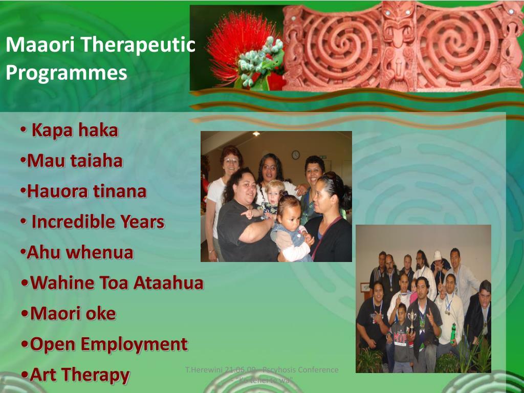 Maaori Therapeutic