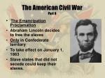 the american civil war part 8