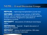 neph e mail discussion groups10