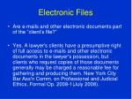 electronic files39