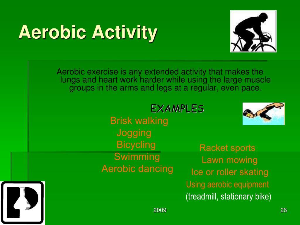 Aerobic Activity