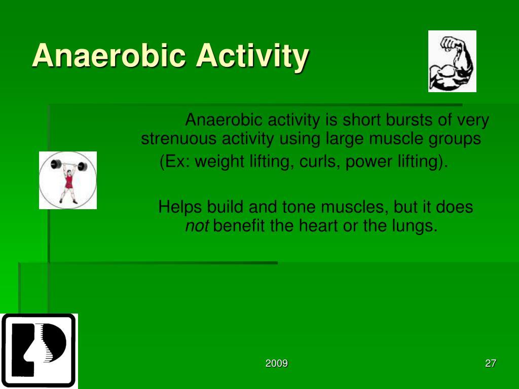 Anaerobic Activity