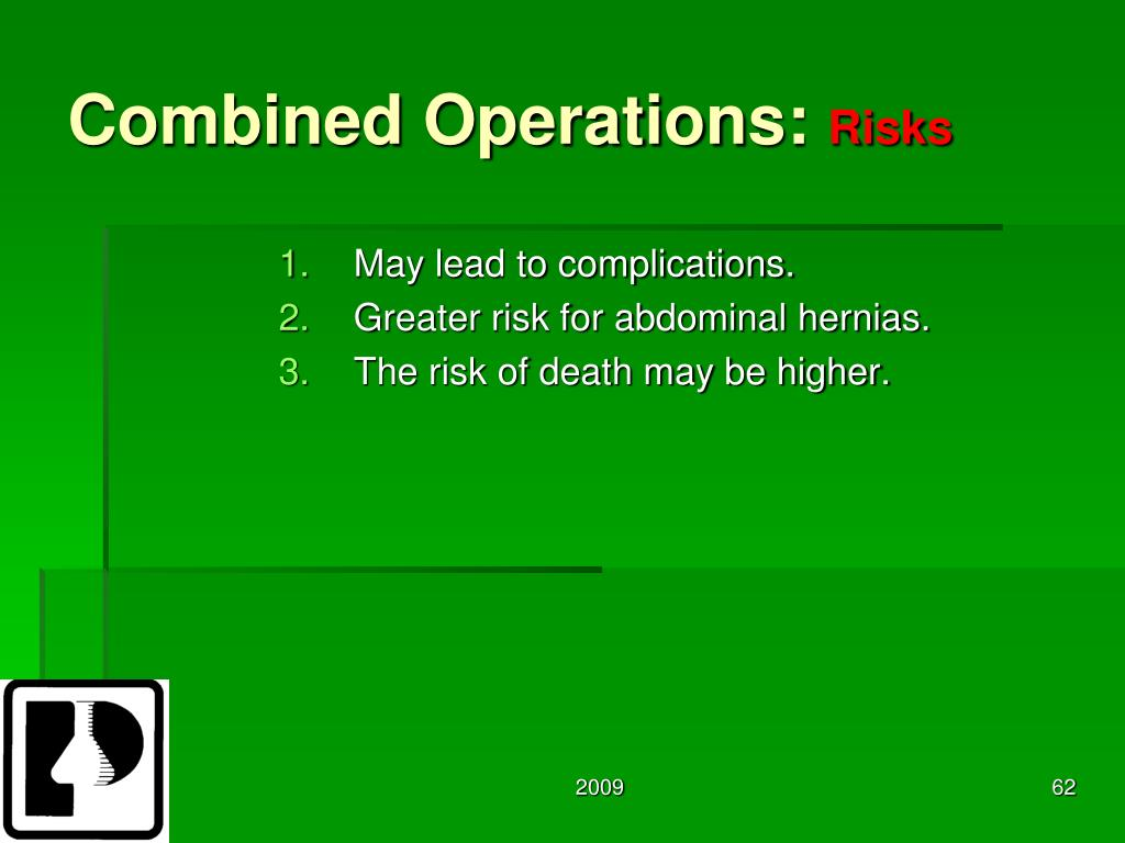 Combined Operations: