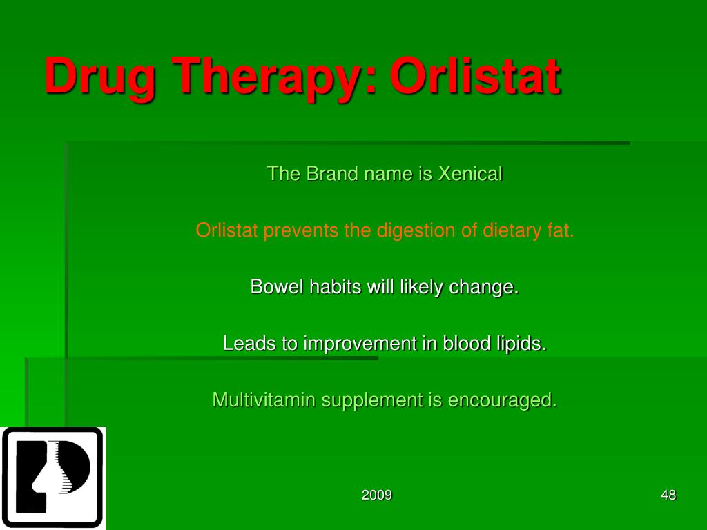 Drug Therapy: