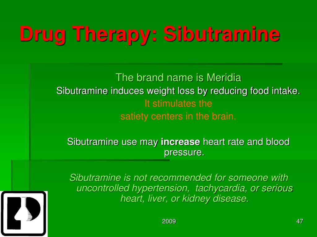 Drug Therapy: Sibutramine