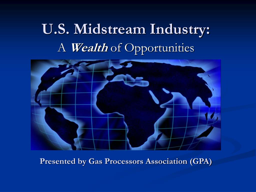 u s midstream industry l.
