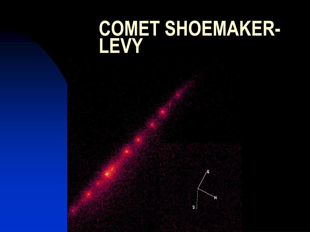 COMET SHOEMAKER-LEVY